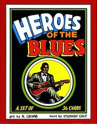 HEROES OF THE BLUES                                                 TRADING CARDS